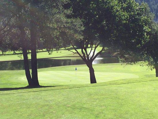 Castlegar golf course