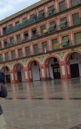 Arcadas de la plaza de la corredera de c rdoba fotograf a - Anticuarios en cordoba ...