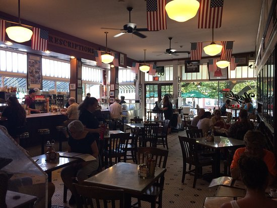 Nagle's Apothecary Cafe : photo0.jpg