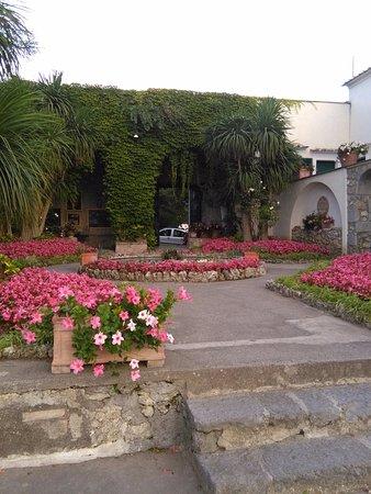 Hotel Parsifal Antico Convento del 1288 : courtyard