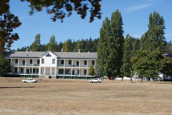 Port Townsend, Etat de Washington : More frontal view