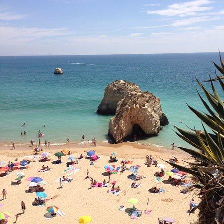 Praia de Rocha照片