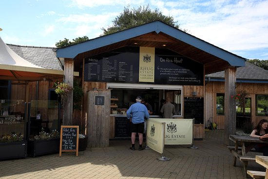 Corwen, UK: Off the Hoof take-away