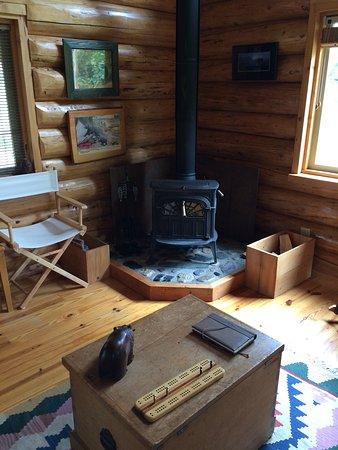 Tustumena Ridge Cabins Picture