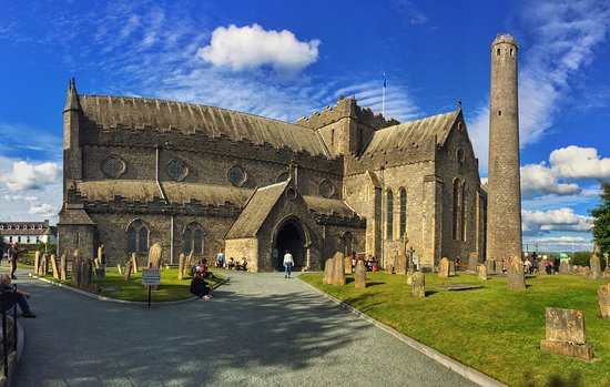 St. Canice's Cathedral & Round Tower