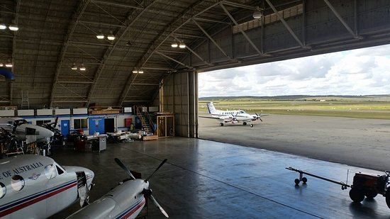 Royal Flying Doctor Service, The Bruce Langford Visitors Centre: 20160824_121120_large.jpg