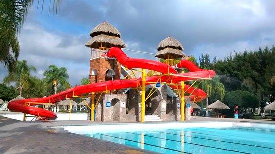 Parque Acuatico Termas del Rey