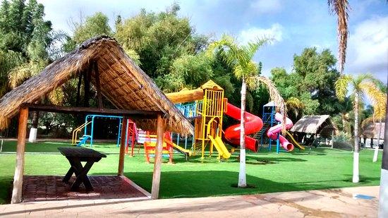 Tequisquiapan, México: zona de juego reino infantil