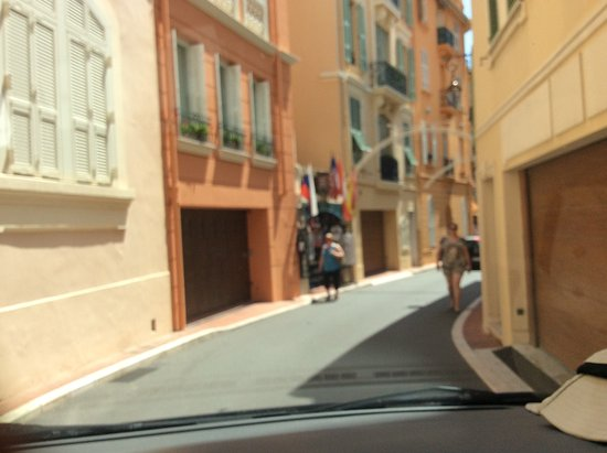 Côte d'Azur, France : Homes in Monacco