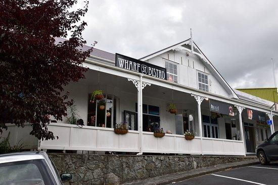 Warkworth, Новая Зеландия: Wharf Street Bistro von aussen