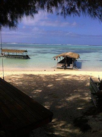 Muri, جزر كوك: The Koka boats