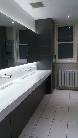 Ten Square: Toilet facilities