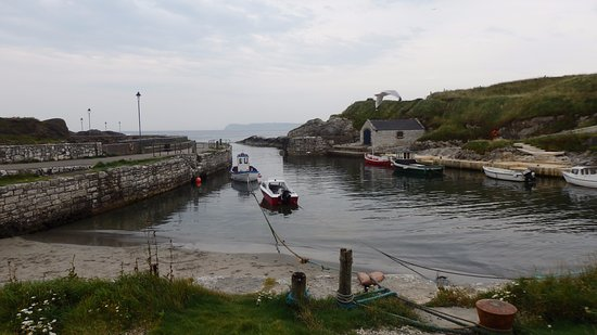 Ballintoy Harbor - A Game of Thrones location