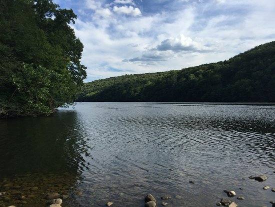 Southbury, CT: Kettletown State Park