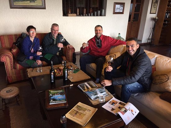 Borravino Wine Tours: Day trip from Buenos Aires