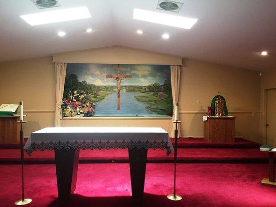 Prestonsburg, KY : Main altar
