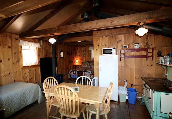 Clark, CO: Moose Cabin Interior