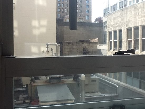 Chancellor Hotel on Union Square: My room view