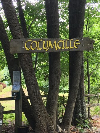 Columcille Megalith Park: no admittance fee -- make a donation