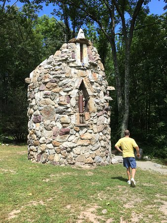 Bangor, PA: stone building