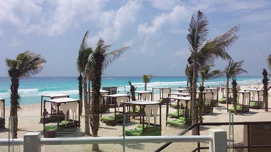 Paradisus Cancun: Club de Playa