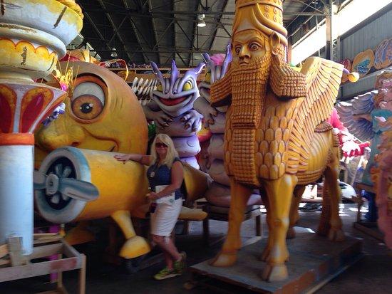 Blaine Kern's Mardi Gras World: photo5.jpg