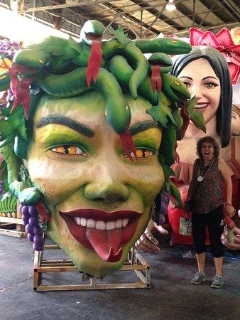 Blaine Kern's Mardi Gras World: photo6.jpg
