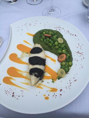 Restaurant Eleonore : Main course fish amazing tast