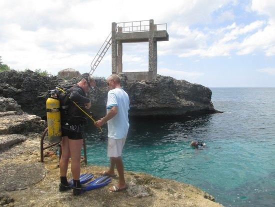 Dream Team Divers: check,ready,go....