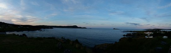 Ferryland, Canadá: Great view.