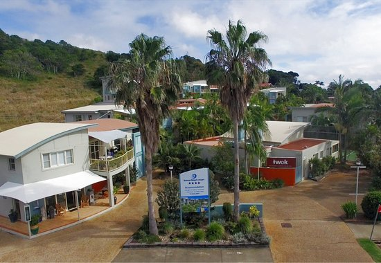 Lennox Head, Australië: Resort