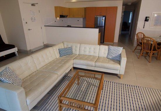 Lennox Head, Australië: Living Room