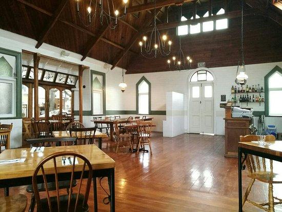 Richmond, Nouvelle-Zélande : La Capilla Restaurant