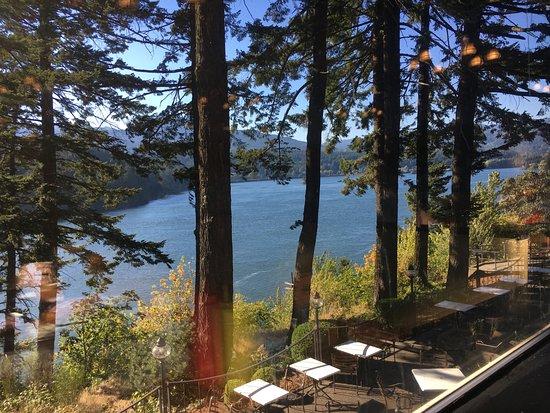 Cascade Locks, OR: Columbia River