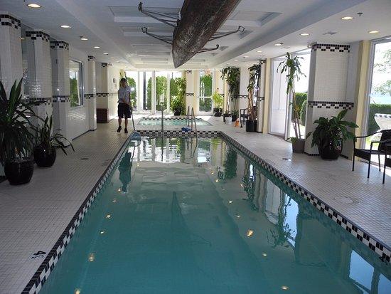 Hotel Eldorado: indoor pool