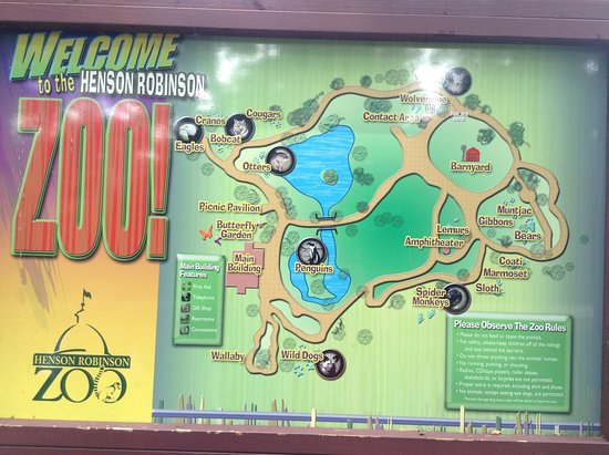 Robinson Nature Center Hours