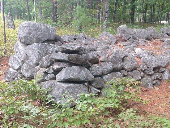 Salem, Nueva Hampshire: More Walls...
