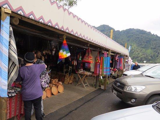 Restoran di Tafi del Valle