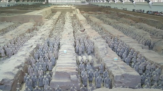The Museum of Qin Terra-cotta Warriors and Horses: 20160820_163904_large.jpg