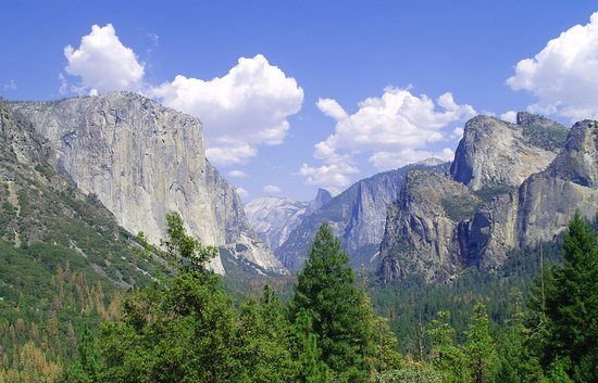 "Wawona, CA: only 40 minutes away from ""Tunnel View"""