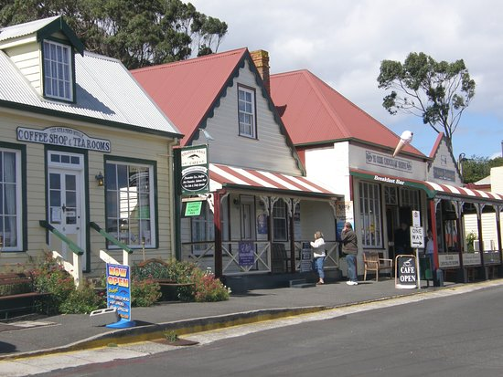 Shops in Stanley