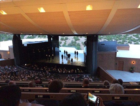 Оджо-Кальенте, Нью-Мексико: Santa Fe Opera