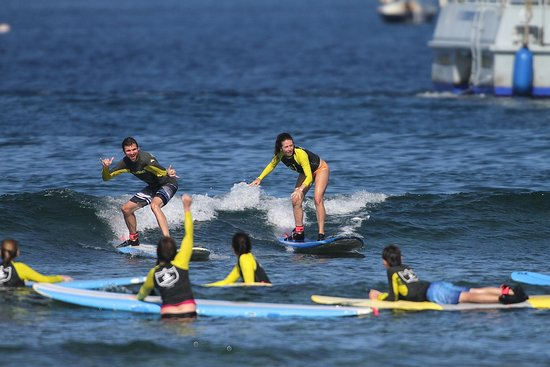 Royal Hawaiian Surf Academy: Surfing with the whole family!