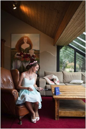 Crackenback, Αυστραλία: Guest lounge
