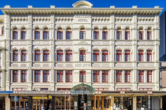 Comfort Hotel Wellington: Exterior