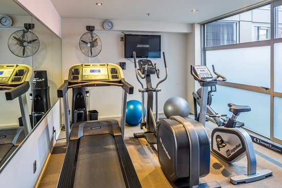 Comfort Hotel Wellington: Fitness Centre