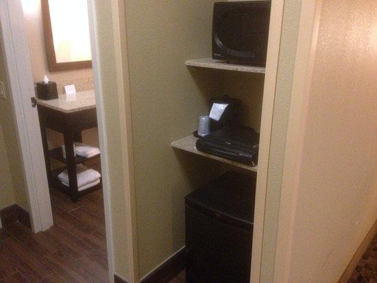 Comfort Suites Bluffton Bild
