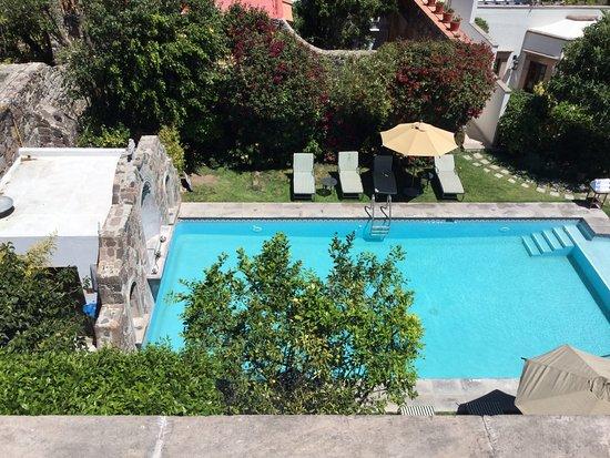 Belmond Casa de Sierra Nevada: Beautiful pool!