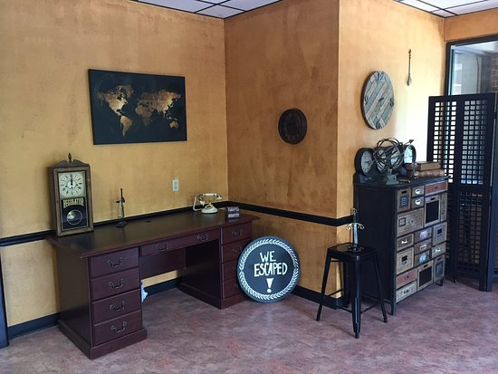 Fayetteville, AR NWA Escape Room New Location