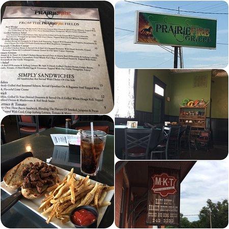 Elk City, OK: PrairieFire Grille